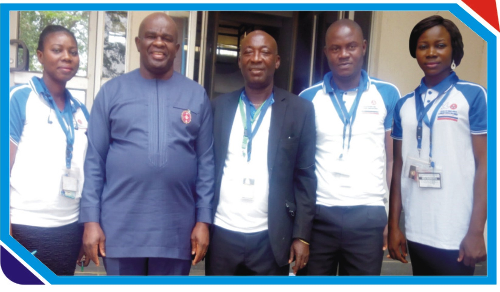 CHRCR Advocacy visits to the Director of DSS, Lokoja,